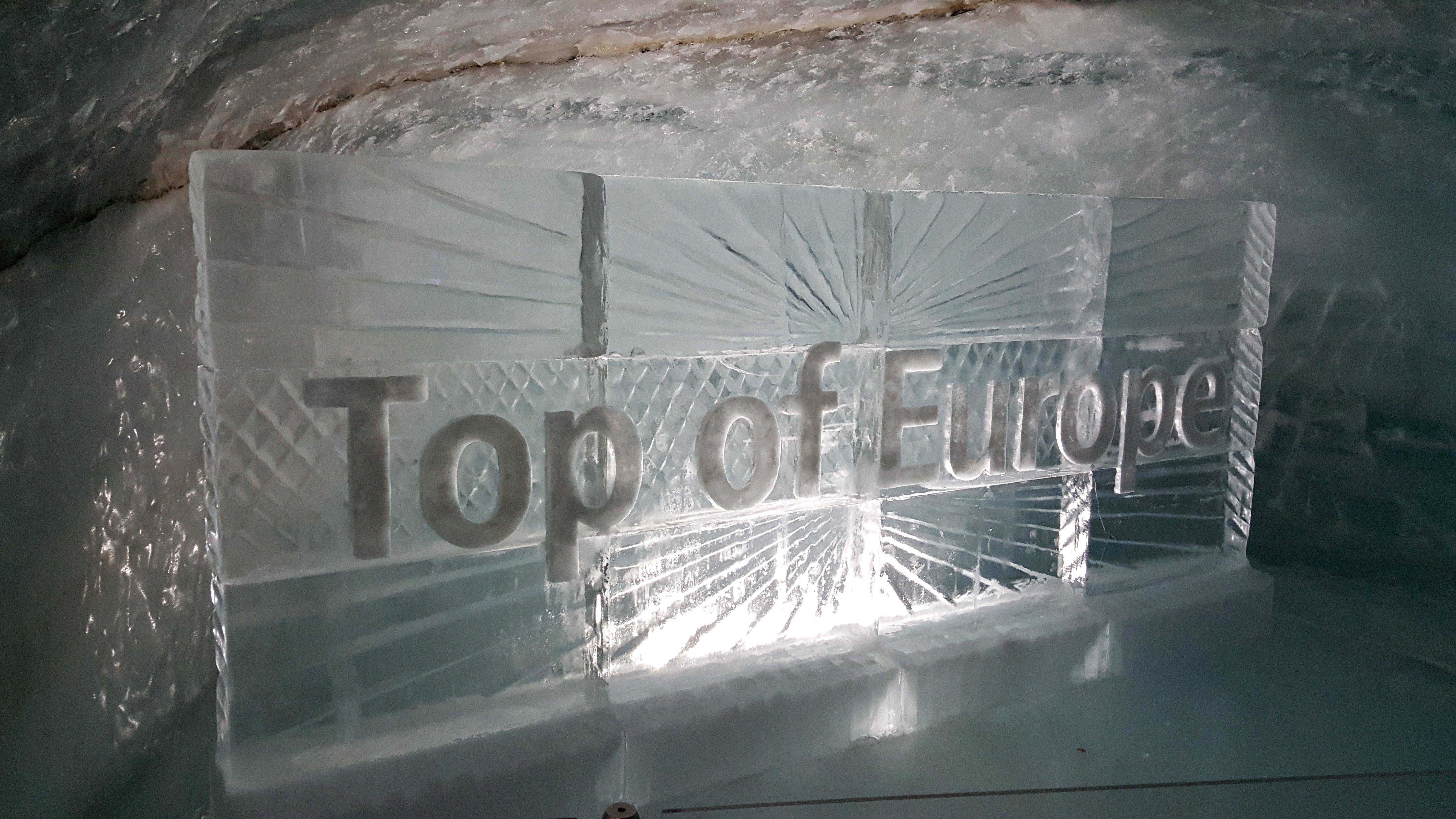 Switzerland -Jungfraujoch (Top of Europe)